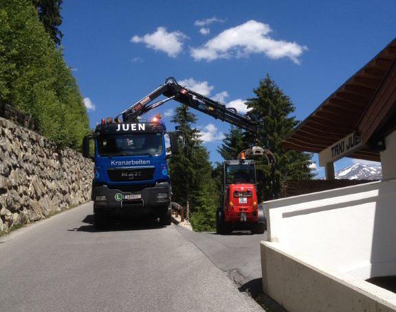Transportunternehmen Kappl Tirol